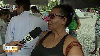Dia de conscientização do autismo é realizado em Caruaru - Anderson Melo mostrou como foram as atividades.