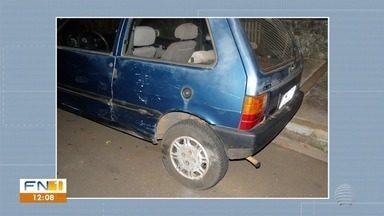 Motorista perde o controle e bate em veículos estacionados em Dracena - Ocorrência no Jardim das Américas foi registrada na noite desta sexta-feira (5).