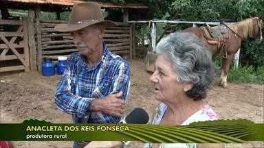 Produtores de comunidades rurais enfrentam problemas para escoar produção em Montes Claros - Produtores de nove comunidades rurais são afetados por falta de infraestrutura nas estradas que dificulta as vendas.