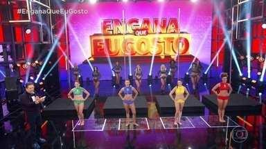 Engana Que Eu Gosto: descubra quem é a ''enganadora'' no pole dance - Confira qual das bailarinas não é a profissional
