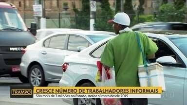 Série de reportagem aponta novos caminhos para desempregados - São quase dois milhões de desempregados na Grande São Paulo.