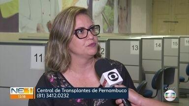 Negação de famílias dificulta a realização de transplantes de órgãos em Pernambuco - Caso de menina do RN que recebeu coração novo, no Recife, deve ser exemplo para estimular doações