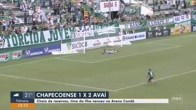 Roberto Alves analisa confrontos da rodada do Campeonato Catarinense - Roberto Alves analisa confrontos da rodada do Campeonato Catarinense