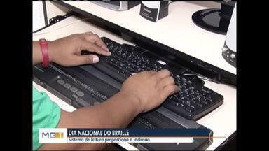 Dia Nacional do Braille é comemorado nesta segunda-feira (8) - Sistema de Leitura proporciona a inclusão.