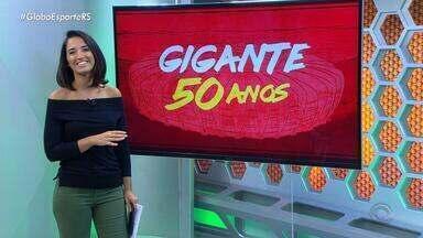 Globo Esporte RS - Bloco 3 - 08/04/19 - Assista ao vídeo.