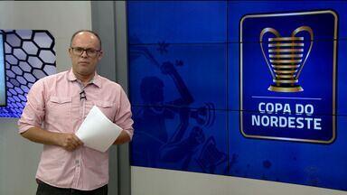 Confira a edição desta segunda-feira do Globo Esporte CG (08.04.2019) - Marcos Vasconcelos traz tudo que é novidade no esporte da Paraíba