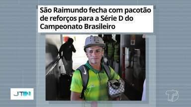 'Pacotão de reforços' do Pantera é destaque no GloboEsporte Santarém e Região - Veja essa e outras notícias no GloboEsporte.com. Santarém e Região.