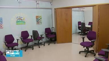 GDF inaugura Centro de Atendimento à Mulher - O objetivo é passar por atendimento multiprofissional em salas construídas em local de fácil acesso