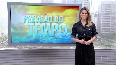 Previsão de muita chuva forte e volumosa para o Rio, Espírito Santo e Minas - É a combinação de um sistema de baixa pressão, vento quente e úmido vindo do Norte e o vento Sudoeste que vai provocar o temporal no Rio e em parte do Sudeste. Em São Paulo, o dia vai ser de garoa. Pode chover forte em parte do Norte e do Nordeste.