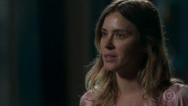 Afrodite acredita que Rivalda quer separar Diana e Walid - Ela questiona Diana sobre seu relacionamento com o treinador