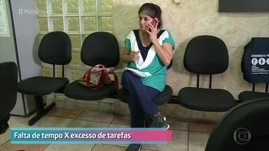 Falta de tempo também é uma oportunidade de negócio - Mônica Oliveira é uma facilitadora e ajuda na rotina de seus clientes realizando tarefas importantes. Já a Maely Biavatti trabalha como secretária remoto