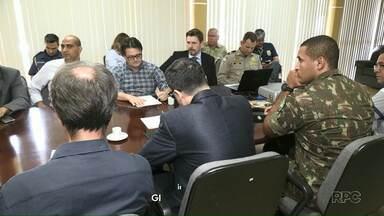 Soluções para aumentar a segurança são discutidas em Foz do Iguaçu - A reunião foi marcada depois do assassinato do taxista Laurindo Colombelli