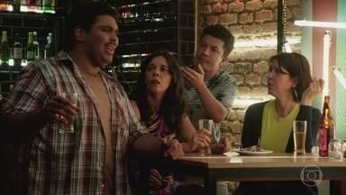 Fofoca no Bar - Esse tal de Carlinhos...