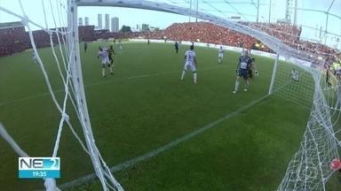 Náutico e Sport iniciam a disputa do título do Campeonato Pernambucano 2019 - Primeiro jogo da final do Estadual acontece no Estádio dos Aflitos, no Recife.