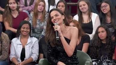 Barbara Fialho diz como começou no mundo da moda - A modelo hoje mora em Miami