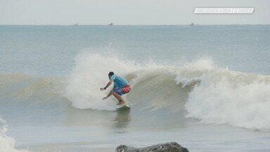 Baia Formosa E O Surfe De Linha