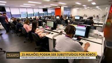 Pesquisa mostra que 49% dos brasileiros sofrem com stress no emprego - O motivo, para 70% dos entrevistados, é o excesso de trabalho e a dificuldade em equilibrar vida pessoal e profissional.