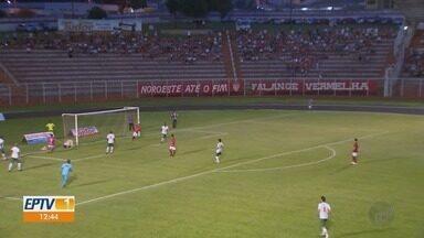 Barretos vence Noroeste e se classifica para semifinal da Série A3 - Jogo terminou em 1 a 0.