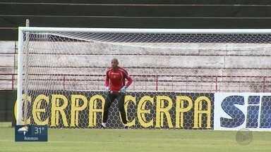 Goleiro Tiago Cardoso retorna ao Botafogo-SP - Jogador ainda passará por exames para começar a treinar com o time.