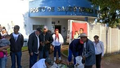 Atendimento do Posto de Saúde de Domélia é suspenso após invasão - O posto de saúde de Domélia, distrito de Agudos, foi invadido por integrantes de movimentos sociais e teve seus atendimentos suspensos.