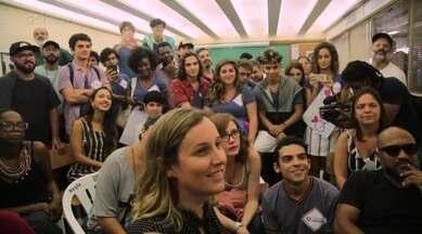 #MalhaçãoAoVivo: Especial último capítulo de Vidas Brasileiras - Veja os bastidores de gravação das últimas cenas de Malhação