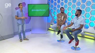 Ba-Vi em Pauta analisa a partida do Bahia e Bahia de Feira pela final do Campeonato Baiano - Veja a análise da equipe do globoesporte.com/ba.