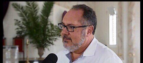 Católicos de Araxá celebram a Semana Santa com unção de perfume - Ação inédita na cidade será realizada nesta segunda-feira (15) às 19h.