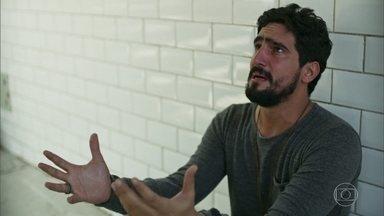 Jamil sofre por não ter encontrado Laila - Ele pede ajuda divina para encontrar sua amada antes de Aziz