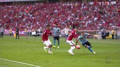 Gre-Nal termina em empate sem gols e a decisão do Gauchão fica para quarta-feira (17) - Assista ao vídeo.
