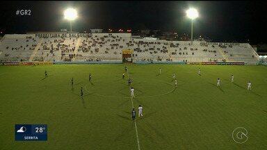 Salgueiro perde para Afogados na disputa de terceiro lugar do Pernambucano - O time de Afogados garantiu participação na Copa do Brasil 2020