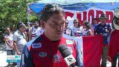 Afogados fica em 3ª lugar no Campeonato Pernambucano - Jogo ocorreu no sábado (13).