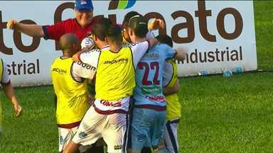 Toledo enche de esperança o torcedor depois da vitória na primeira partida da final - O título vai ser definido no próximo fim de semana em Curitiba.