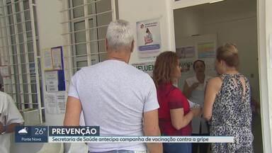 Secretaria de Saúde confirma uma morte associada ao vírus H1N1 neste ano em MG - Caso foi registrado em Belo Horizonte. Ainda foram notificados outros 13 casos de síndrome respiratória aguda grave causados pelo vírus da gripe.