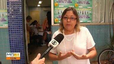 Vacinação contra a gripe tem prazo até o dia 31 de maio em Governador Valadares - A vacinação tem por objetivo alcançar 90% em cada grupo de risco, segundo a chefe do setor de imunização da cidade.