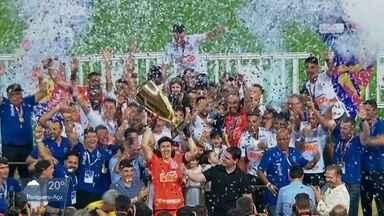 Corinthians vence São Paulo e conquista 30º título paulista - Os torcedores registraram a festa.
