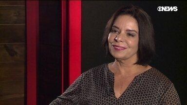 Professora Denise Pires de Carvalho discute os investimentos em ciência e tecnologia