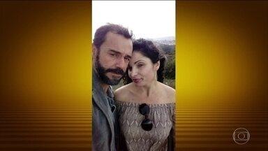 Polícia procura homem acusado de matar a esposa em Curitiba - A advogada Angelina Guerreiro Rodrigues foi morta a facadas no apartamento em que morava com o marido, Nilson Rodrigues, e com o filho. O marido é o principal suspeito.