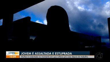 Jovem é assaltada e estuprada na Paraíba - A jovem de 19 anos foi estuprada quando voltava pra casa, em Campina Grande.