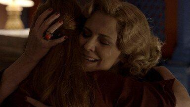 Resumo do dia - 24/04 – Ondina confirma que Luz é mesmo sua filha - Confira!