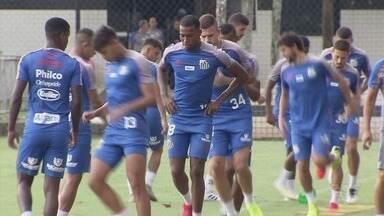 Victor Ferraz pede atenção ao Santos no confronto contra o Vasco pela Copa do Brasil - Peixe venceu o jogo de ida por 2 a 0, na Vila Belmiro, pela 4ª fase da competição nacional.