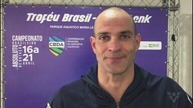 Nicholas Santos faz o segundo melhor tempo do mundo e é destaque no Maria Lenk - Nos 50m borboleta, o nadador venceu a prova em 22 segundos e 77 centésimos.