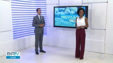 Salvador pode ter chuvas nesta quarta; confira a previsão do tempo - Temperaturas variam entre 24ºC e 31ºC na capital baiana.