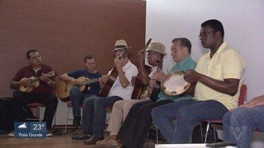 Dia Nacional do Choro é comemorado em Santos - No Museu Pelé ocorreu um encontro que reuniu choro e futebol.