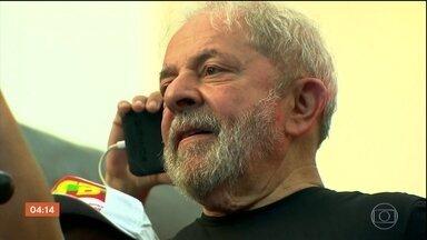 STJ mantém condenação de ex-presidente Lula no caso do triplex, mas reduz a pena - Quinta turma do Supremo Tribunal de Justiça julgou o recurso especial da defesa do ex-presidente contra a condenação no caso do triplex no Guarujá.