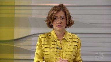 Miriam Leitão comenta sobre reação do mercado ao primeiro teste da reforma da Previdência - Comentarista Miriam Leitão fala sobre projeções do mercado em reação a reforma da Previdência.