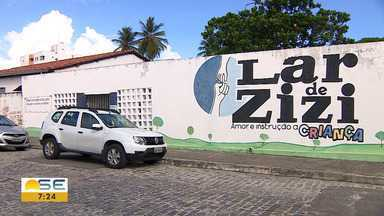 Lar de Zizi continua precisando de apoio para atender crianças carentes - Lar de Zizi continua precisando de apoio para atender crianças carentes.