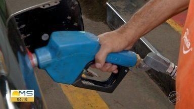 Preço do etanol assusta motoristas em MS - Mesmo o estado sendo o terceiro maior produtor do combustível, o consumidor paga caro na bomba.