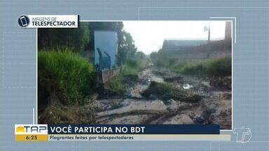 Veja denúncias e flagrantes enviados por telespectadores no Bom Dia Tapajós - Mande vídeos, fotos e textos para o #VCNoBDT no (93) 99122 9460.