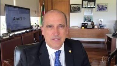 Resultado de imagem para fotos de Carlos Bolsonaro volta a criticar o vice-presidente Hamilton Mourão fotos