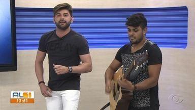 Pedrinho Pegação realiza show em Matriz do Camaragibe - Evento acontece na noite desta quarta-feira.
